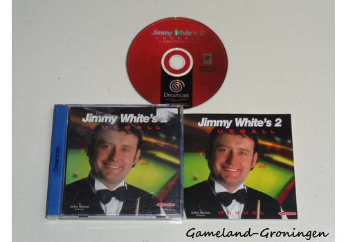 Jimmy White's 2 Cueball (Compleet)