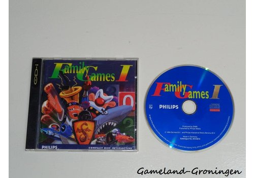 Family Games 1 (Compleet)
