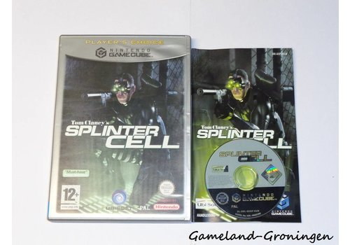 Tom Clancy's Splinter Cell (Compleet, Players Choice, HOL)