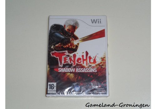 Tenchu Shadows Assassins