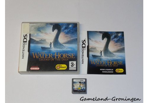 The Water Horse Legend of the Deep (Compleet)