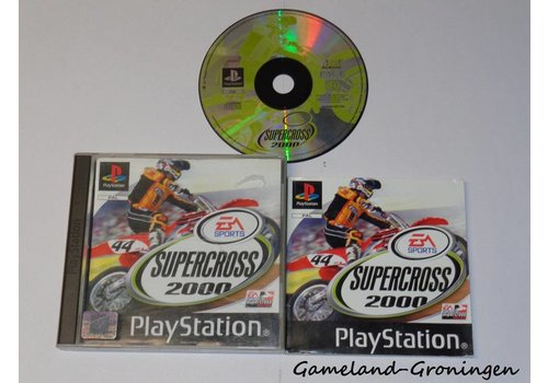 Supercross 2000 (Complete)