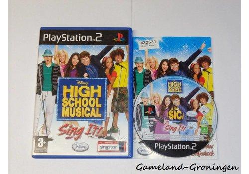 Disney's High School Musical Sing It (Compleet)