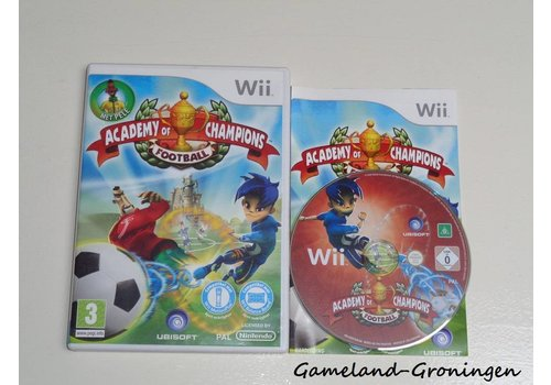 Academy of Champions Football (Complete, HOL)