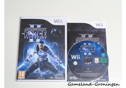 Star Wars The Force Unleashed II (Complete)