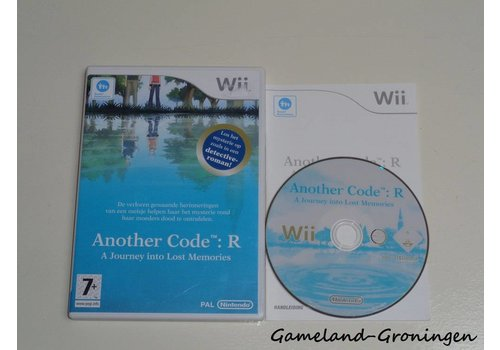 Another Code R A Journey into Lost Memories (Compleet)