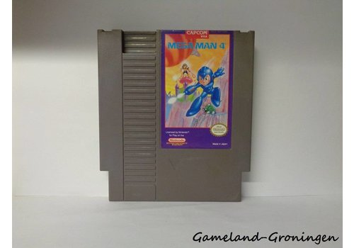 Mega Man 4 (NTSC/USA)