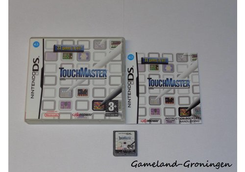 TouchMaster (Complete, EUR)