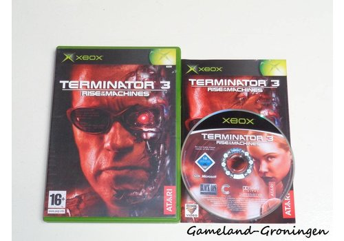 Terminator 3 Rise of the Machines (Complete)