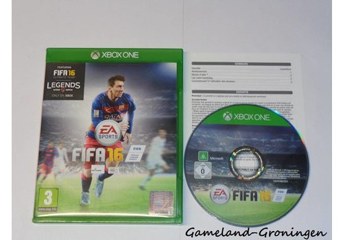 FIFA 16 (Complete)