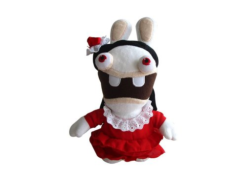 Raving Rabbids - Spanish Woman Knuffel 28 cm