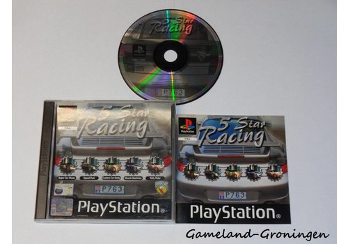 5 Star Racing (Complete)