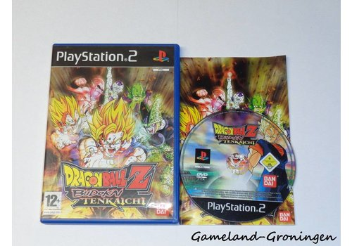 Dragon Ball Z Budokai Tenkaichi (Compleet)