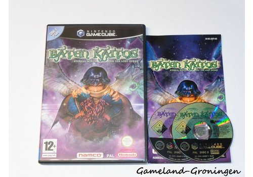 Baten Kaitos Eternal Wings and the Lost Ocean (Complete, HOL)