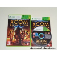 Xcom Enemy Within (Compleet)