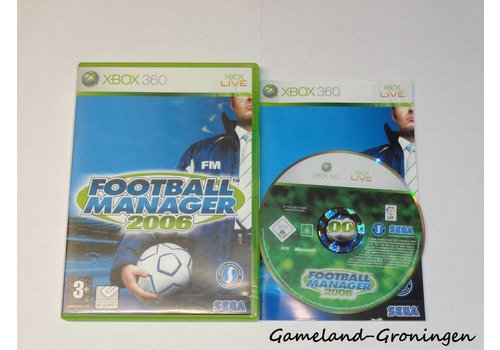 Football Manager 2006 (Compleet)