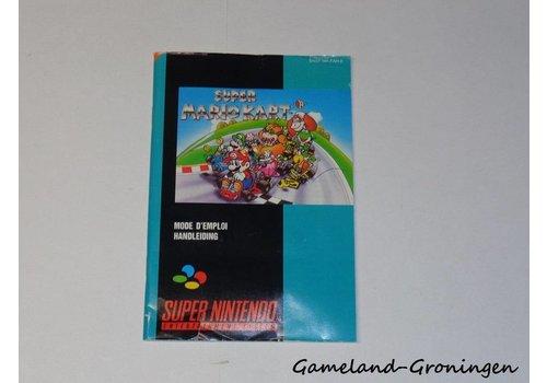Super Mario Kart (Handleiding, FAH)