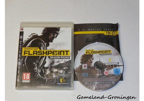 Operation Flashpoint Dragon Rising (Compleet)