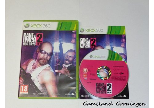 Kane & Lynch 2 Dog Days (Compleet)