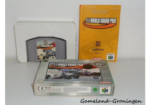 F-1 World Grand Prix (Complete, Players Choice, NFAH)