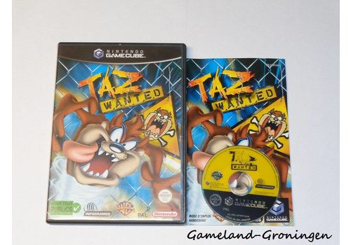 Taz Wanted (Complete, FAH)
