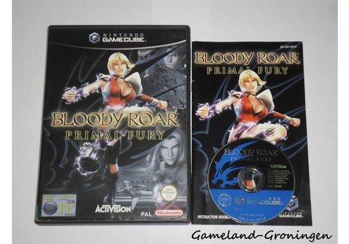 Bloody Roar Primal Fury (Complete, UKV)