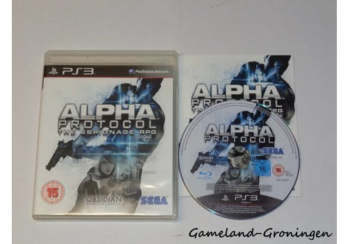 Alpha Protocol (Compleet)
