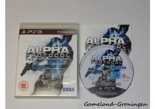 Alpha Protocol (Compleet)