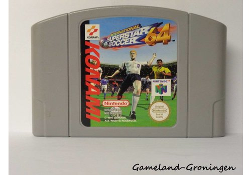 International Superstar Soccer 64 (EUR)