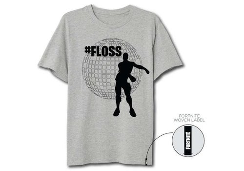 Fortnite - Floss Grey T-Shirt