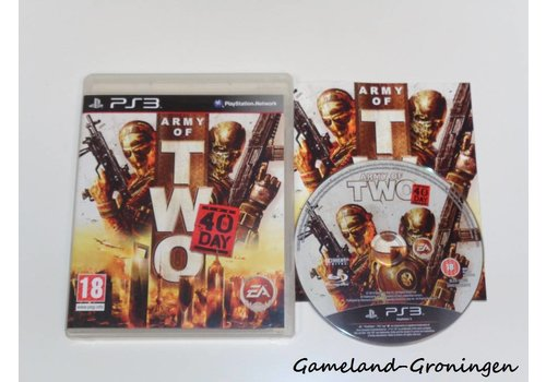 Army of Two The 40th Day (Compleet)