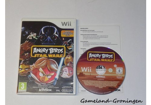 Angry Birds Star Wars (Complete)