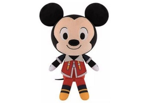 Funko Plushies Kingdom Hearts - Mickey Knuffel 20 cm