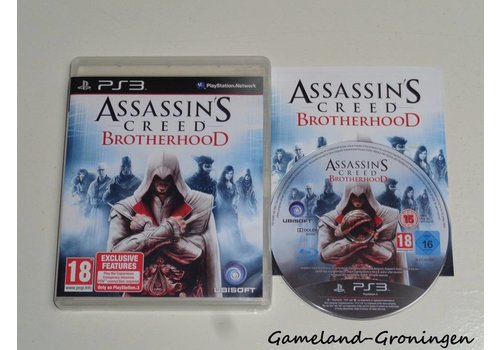 Assassin's Creed Brotherhood (Complete)