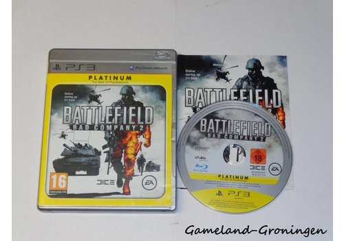 Battlefield Bad Company 2 (Complete, Platinum)