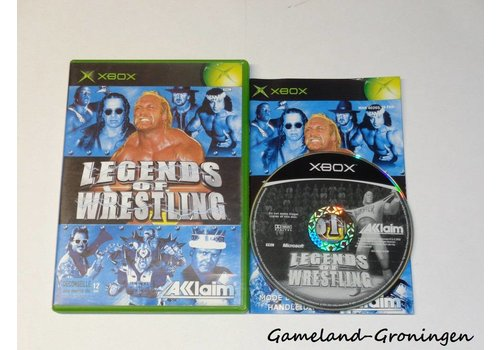 Legends of Wrestling (Compleet)
