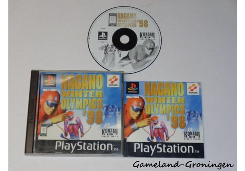 Nagano Winter Olympics 98 (Complete)