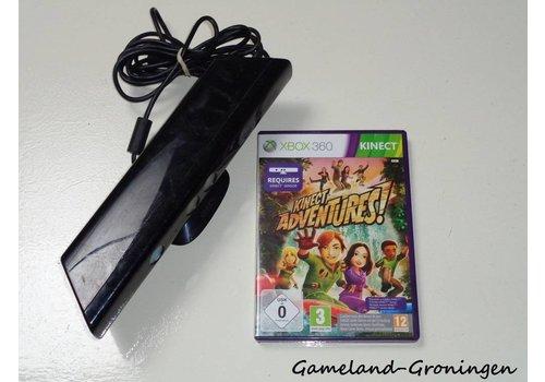 Kinect Adventures met Kinect Sensor