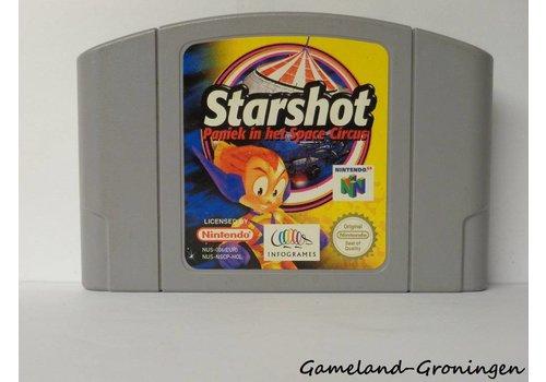 Starshot Paniek in het Space Circus (HOL)