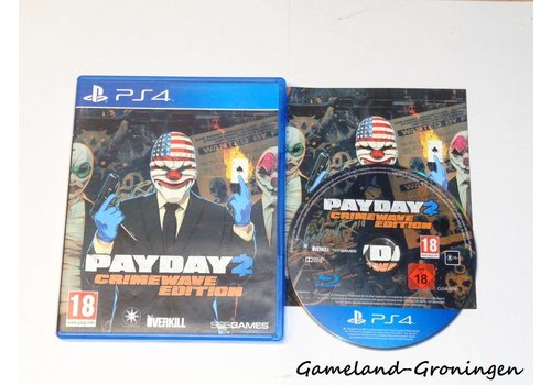 Payday 2 Crimewave Edition (Complete)
