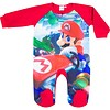 Super Mario - Mario Kart Baby Suit Red (New)