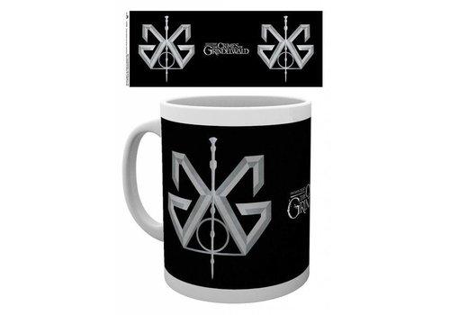 Fantastic Beasts 2 - Grindelwald Emblem Mok