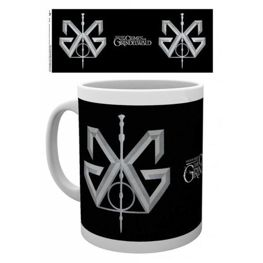 Fantastic Beasts 2 - Grindelwald Emblem Mok (Nieuw)