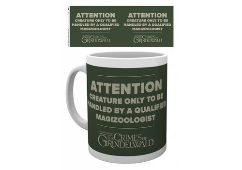 Fantastic Beasts 2 - Attention Mug