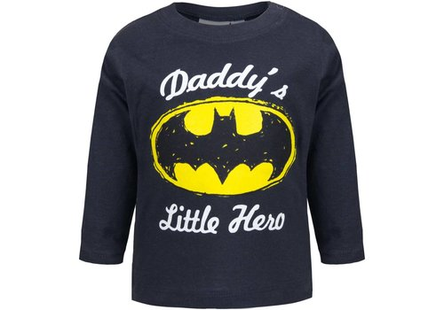 Batman - Baby Longsleeve Black