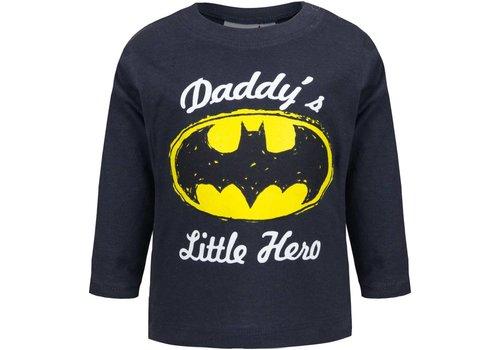 Batman - Baby Longsleeve Zwart