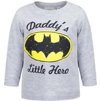 Batman - Baby Longsleeve Grijs (Nieuw)
