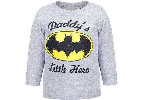 Batman - Baby Longsleeve Grijs