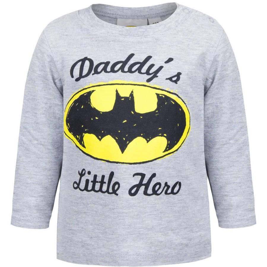 Batman - Baby Longsleeve Grey (New)
