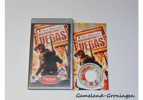 Tom Clancy's Rainbow Six Vegas (Complete, Platinum)